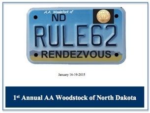 1st Annual Rule 62 - AA Woodstock