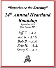 24th Heartland Roundup - 2014