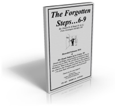 Steps 6-9 - The Forgotten Steps