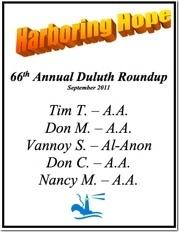Duluth Roundup - 2011
