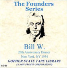 Bill's 20th Anniversary Dinner