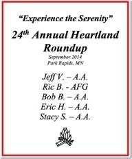 24th Heartland Roundup - 2014