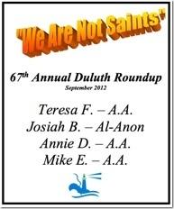 Duluth Roundup - 2012