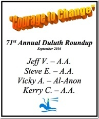 Duluth Roundup - 2016