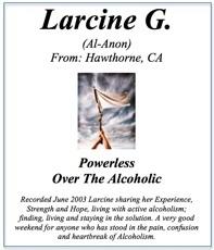 Larceny G. - Powerlessness
