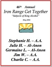 46th Iron Range Get-Together - 2016