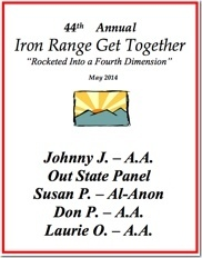 44th Iron Range Get-Together - 2014