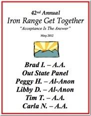 42nd Iron Range Get-Together - 2012