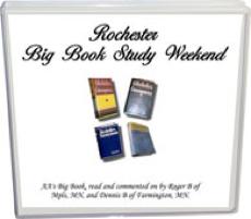 Rochester Big Book Weekend