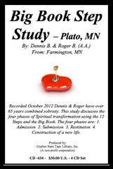 Big Book Study - Plato, MN