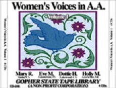 Women's Voices in A.A. - Volume 1