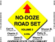No-Doze Road Set - Volume 3