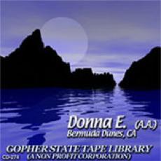 The Donna E. Story