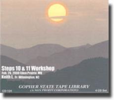 Steps 10 & 11 Workshop