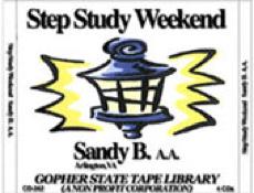 Step Study Weekend