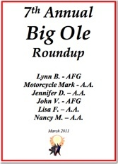 Big Ole Roundup - 2011