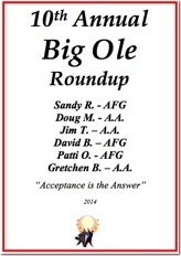 Big Ole Roundup - 2014