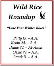 Wild Rice Roundup - 2011
