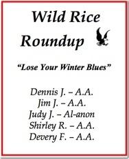 Wild Rice Roundup - 2015