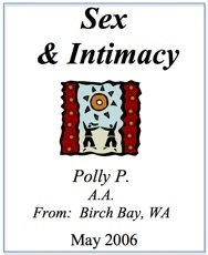 Sex and Intimacy - Polly P.