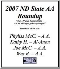 North Dakota State AA Roundup - 2007