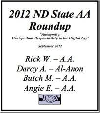 North Dakota State AA Roundup - 2012