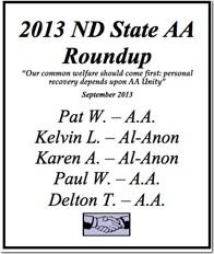 North Dakota State AA Roundup - 2013