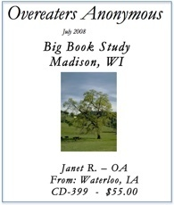 OA Big Book Study - Janet R.