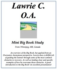 OA Mini Big Book & Story - Lawrie C.