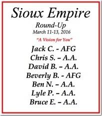 Sioux Empire - 2016