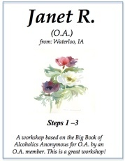 O.A. Step Study - Janet R.