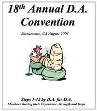 18th DA Conference - Sacramento, CA