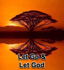 Let Go & Let God - 1/13/13