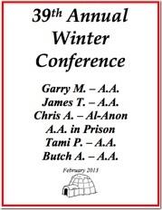 Winnipeg Winter Conference - 2013