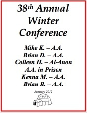 Winnipeg Winter Conference - 2012