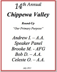 14th Chippewa Valley Roundup - 2011