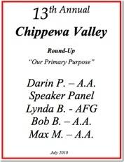 13th Chippewa Valley Roundup - 2010