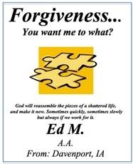 Forgiveness - Ed M
