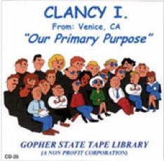 Our Primary Purpose