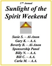 Sunlight of the Spirit - 2011
