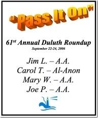 Duluth Roundup - 2006