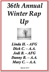36th Annual Eveleth Winter Wrap Up - 2015