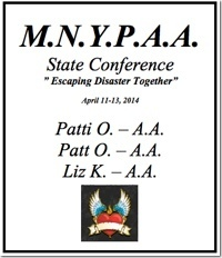 M.N.Y.P.A.A. State Conference - Minnesota 2014