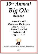 Big Ole Roundup - 2017