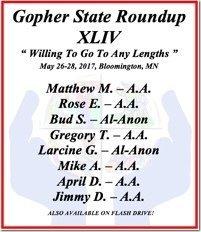 Gopher State Roundup XLIV - 2017