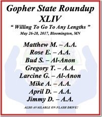 Gopher State Roundup XLIV - 2017