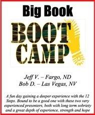 Big Book Boot Camp - 2017