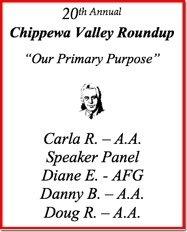20th Chippewa Valley Roundup - 2017