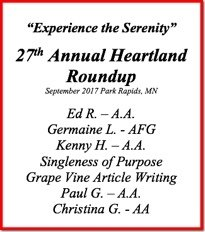 27th Heartland Roundup - 2017