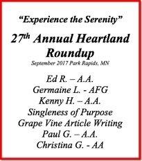 Heartland Roundup - 2017